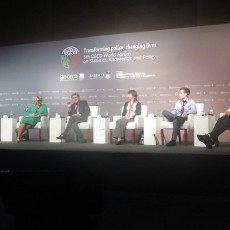 Video and Photos from OECD World Forum in Mexico